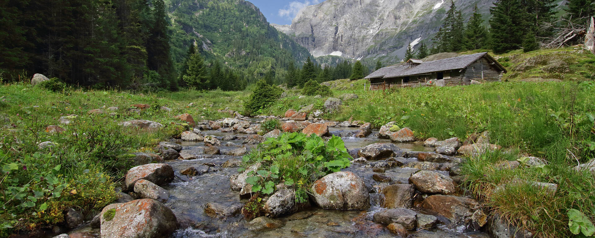 Hinteres Lauterbrunnental Copyright C. Roesti
